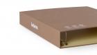 bedrukte drieslagmappen, drieslagsmappen, 3-slagmapppen, luxe presentatiemappen met magneetsluiting.