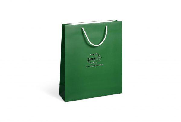 luxe papieren tassen bedrukken, papieren draagtassen bedrukken